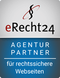 Internetagentur Anders und Seim Neue Medien GmbH ist Agenturpartner von eRecht24 für rechtssichere Webseiten